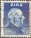 Sellos del Mundo : Europa : Irlanda : Scott#157 intercambio ji 0,20 usd, 3 p. 1957