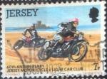 Stamps : Europe : Jersey :  Scott#231 intercambio 0,25 usd, 7 p. 1980