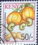 Stamps : Africa : Kenya :  Scott#760 , intercambio 2,40 usd. 50 sh. 2001
