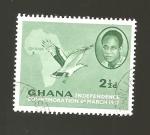 Sellos del Mundo : Africa : Ghana : 2