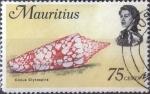 Stamps : Africa : Mauritius :  Scott#352 , intercambio 0,70 usd. 75 cents. 1969