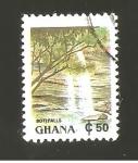 Sellos del Mundo : Africa : Ghana : 1357A