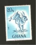Sellos del Mundo : Africa : Ghana : SC1