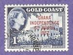 Sellos del Mundo : Africa : Ghana : SC