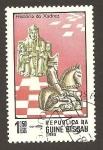 Stamps Guinea Bissau -  474