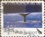 Stamps : Oceania : New_Zealand :  Scott#1928 , intercambio 0,70 usd. 45 cents. 2004