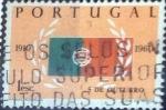 sello : Europa : Portugal : Scott#870 , intercambio 0,20 usd. 1 esc. 1960