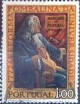 sello : Europa : Portugal : Scott#1153 , intercambio 0,20 usd. 1 esc. 1972