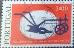 sello : Europa : Portugal : Scott#1277 , intercambio 0,20 usd. 3 esc. 1976