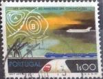 sello : Europa : Portugal : Scott#1180 , intercambio 0,20 usd. 1 esc. 1973