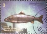 Stamps : Europe : Macedonia :  Scott#490 , intercambio 0,25 usd. 3 d. 2009