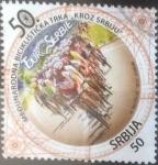 Stamps  -  -  Intercambio Serbia