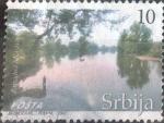 sello : Europa : Serbia : Scott#369 , intercambio 0,35 usd. 10 d. 2007