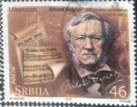 Sellos del Mundo : Europa : Serbia : Scott#621 , intercambio 1,00 usd. 46 d. 2013