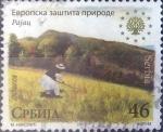 Stamps : Europe : Serbia :  Scott#xxxx , intercambio 1,10 usd. 46 d. 2013