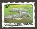 Sellos del Mundo : Africa : Guinea_Bissau : 597