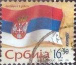 sello : Europa : Serbia : Scott#349 , intercambio 0,60 usd. 16,5 d. 2006