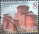 Stamps : Europe : Serbia :  Scott#355 , crf intercambio 0,30 usd. 8 d. 2006