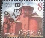 Sellos del Mundo : Europa : Serbia : Scott#355 , intercambio 0,30 usd. 8 d. 2006