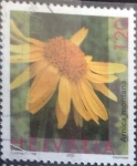 Sellos de Europa - Suiza -  Scott#1145 , intercambio 0,75 usd. 120 cents. 2003