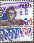 sello : America : Venezuela : Scott#1233 , intercambio 0,25 usd. 85 cents. 1980