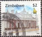Sellos del Mundo : Africa : Zimbabwe : Scott#733 , intercambio 0,95 usd. 2 $. 1995