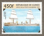 Sellos de Africa - Guinea -  1400