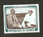 Sellos de Africa - Guinea -  763