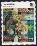 Sellos de America - Colombia -  América Magia