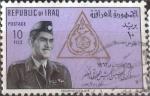 Stamps : Asia : Iraq :  Scott#290 , crf intercambio 0,20 usd. 10 fils. 1962