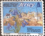 Stamps : Europe : Jersey :  Scott#1092e , intercambio 1,10 usd. Minimum. 2003