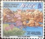 Stamps : Europe : Jersey :  Scott#1092c , intercambio 1,10 usd. Minimum. 2003