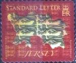 Stamps : Europe : Jersey :  Scott#1481 , ja intercambio 1,25 usd. Standard. 2010