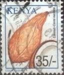 Stamps : Africa : Kenya :  Scott#758 , intercambio 1,75 usd. 35 sh. 2001