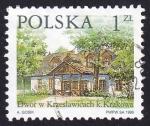 Sellos de Europa - Polonia -  Dwor