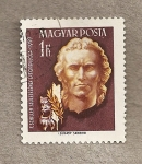 Stamps Hungary -  F. Schiller