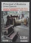 Stamps : Europe : Andorra :  Farga Rosell