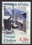 Stamps : Europe : Andorra :  Patrimonio Natural