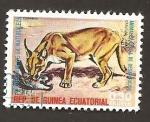 Stamps Africa - Equatorial Guinea -  74193