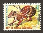 Stamps Africa - Equatorial Guinea -  74197