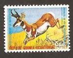 Stamps Africa - Equatorial Guinea -  74198