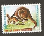 Stamps Africa - Equatorial Guinea -  74199