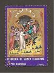 Sellos de Africa - Guinea Ecuatorial -  SC28