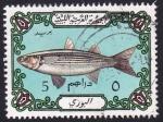 Stamps : Africa : Libya :  pez