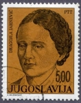 Sellos del Mundo : Europa : Yugoslavia : Dragojla Jarnevic