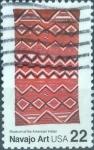 Stamps : America : United_States :  Scott#2238 , dmg intercambio 0,20 usd. 22 cents. 1986