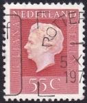 de Europa - Holanda -  Queen Juliana