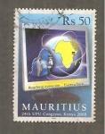 de Africa - Mauricio -  1046