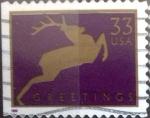 de America - Estados Unidos -  Scott#3362 , intercambio 0,20 usd. 33 cents. 1999