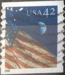 Sellos de America - Estados Unidos -  Scott#4233 , intercambio 0,25 usd. 42 cents. 2008
